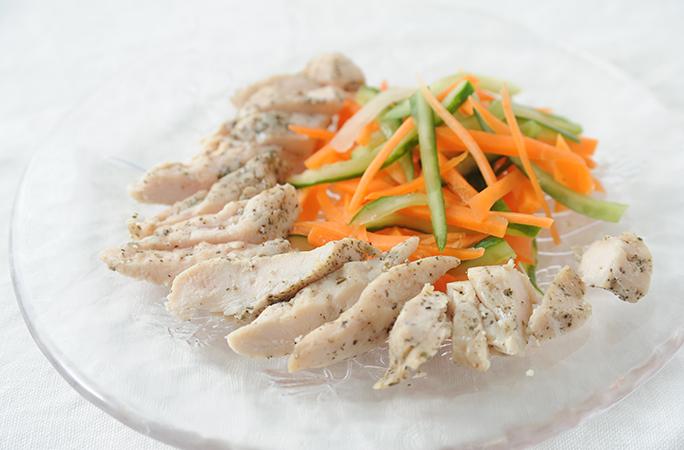 会津地鶏 サラダチキン